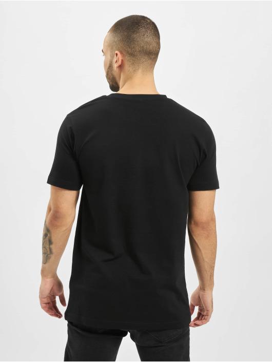 Mister Tee T-Shirt Surf Is Dead noir