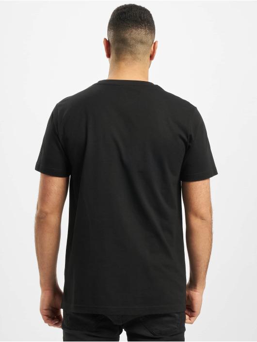 Mister Tee T-Shirt Tupac Makaveli noir