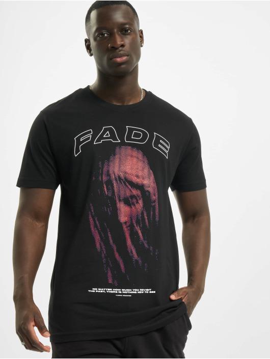 Mister Tee T-Shirt Fade noir
