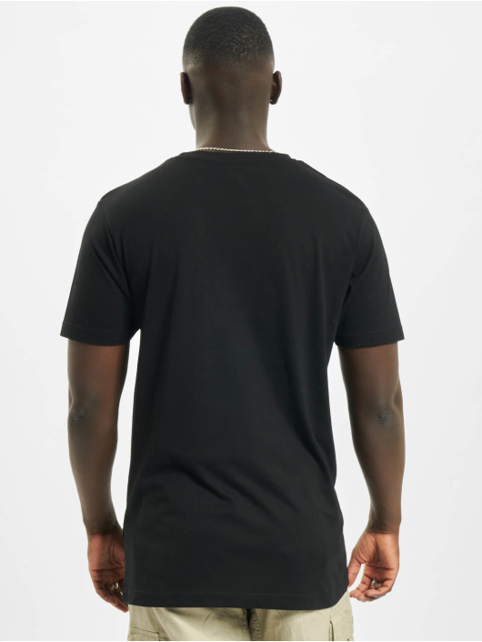Mister Tee T-Shirt Unisex Stay Home Wording noir