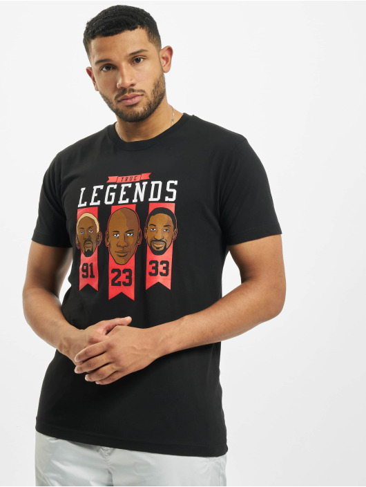 Mister Tee T-Shirt True Legends noir