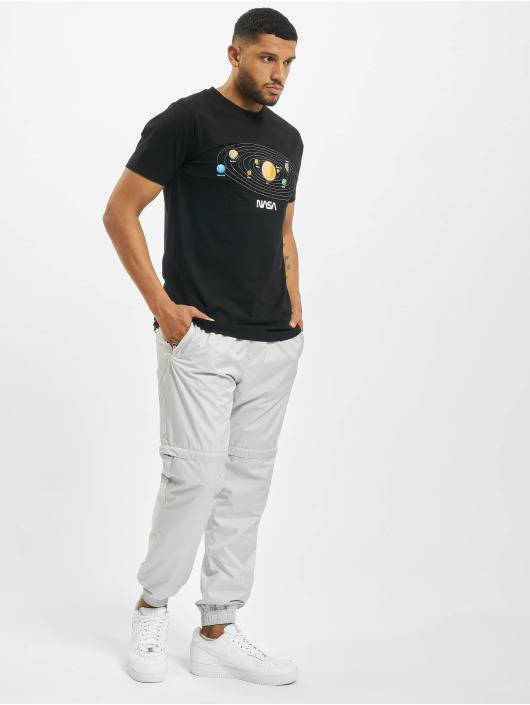 Mister Tee T-Shirt Nasa Space noir