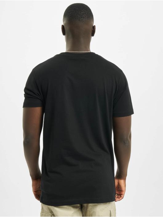 Mister Tee T-Shirt Dollar Bills noir