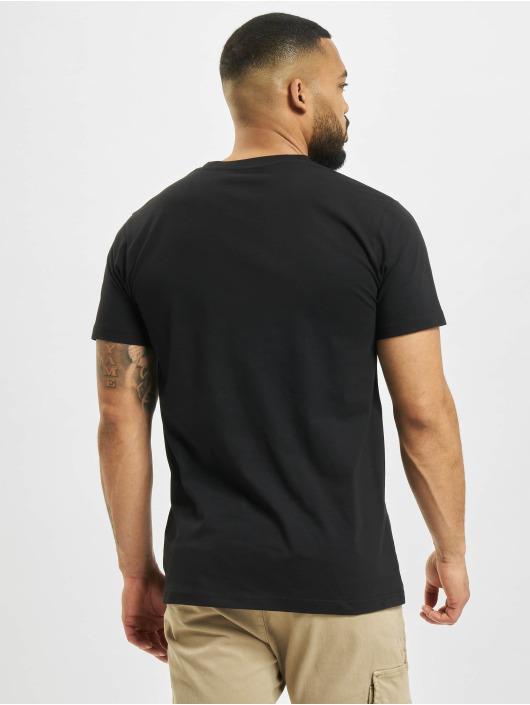 Mister Tee T-Shirt Space Dunk noir