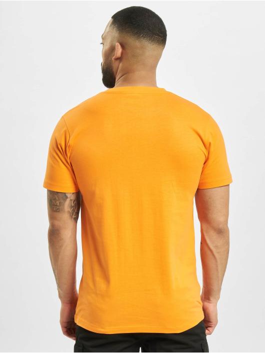 Mister Tee t-shirt Corn Flex oranje