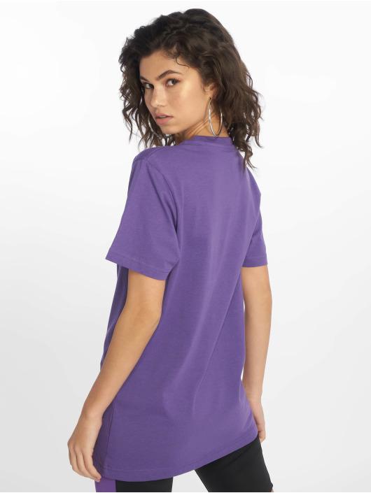 Mister Tee T-Shirt New Day purple