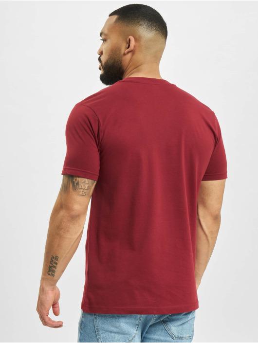 Mister Tee T-shirt Fck It röd