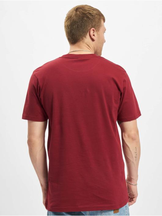Mister Tee T-shirt Off Emb röd