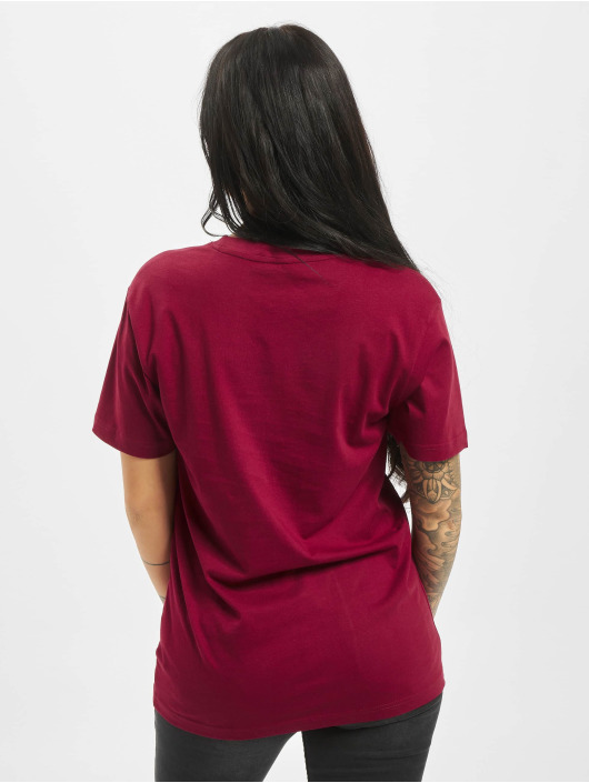 Mister Tee T-shirt Moth rosso