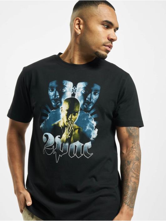 Mister Tee T-Shirt Tupac Heaven schwarz