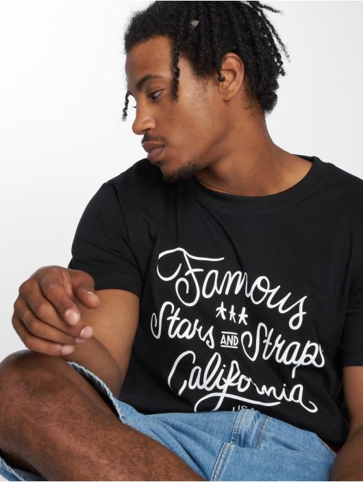 Mister Tee T-Shirt Hometown schwarz