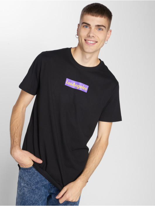Mister Tee T-Shirt Lsngls schwarz