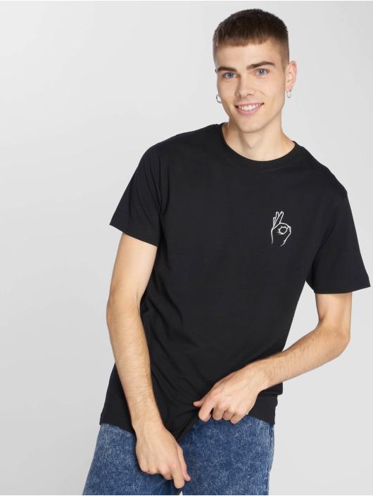 Mister Tee T-Shirt Easy schwarz