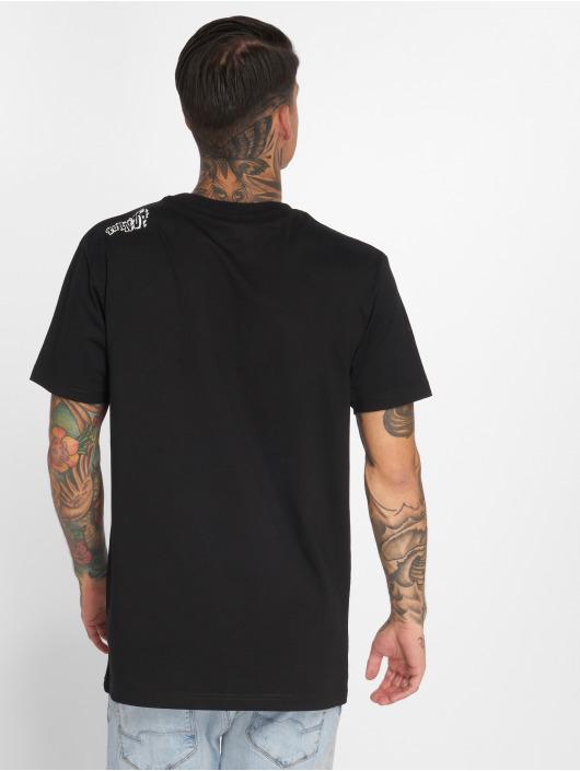 Mister Tee T-Shirt Deal With It schwarz