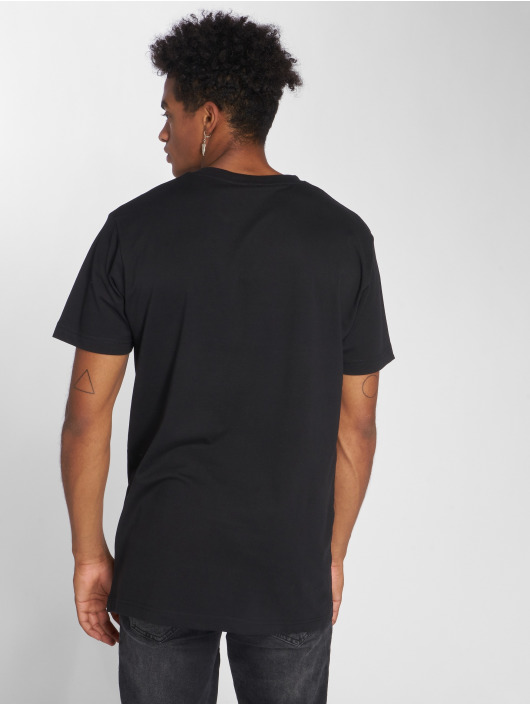 Mister Tee T-Shirt Friend Like Me schwarz
