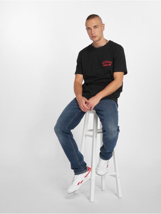 Mister Tee T-Shirt Sendai Ramen schwarz