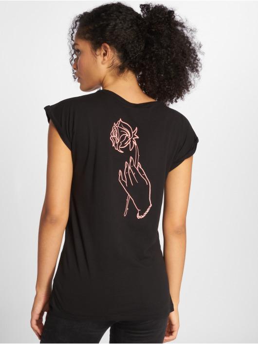 Mister Tee T-Shirt Ladies Only Love schwarz