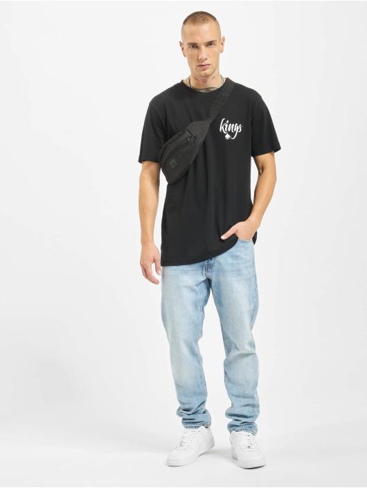 Mister Tee T-Shirt Kings Cards schwarz
