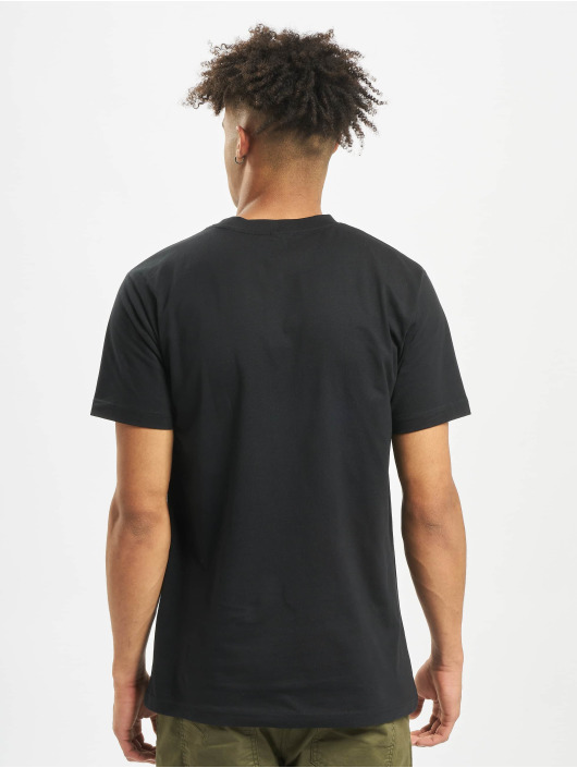 Mister Tee T-Shirt Can´t Tell Me Nothing schwarz