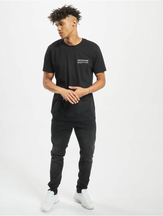Mister Tee T-Shirt Statue Of Liberty schwarz