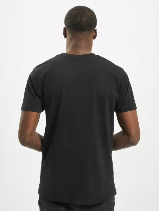 Mister Tee T-Shirt Club schwarz