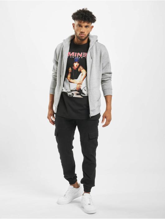 Mister Tee T-Shirt Eminem Seated Show schwarz