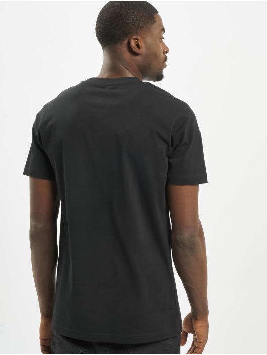 Mister Tee T-Shirt Basketball Dreams schwarz