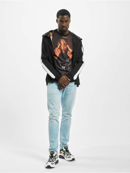 Mister Tee T-Shirt Tupac Trust Nobody schwarz