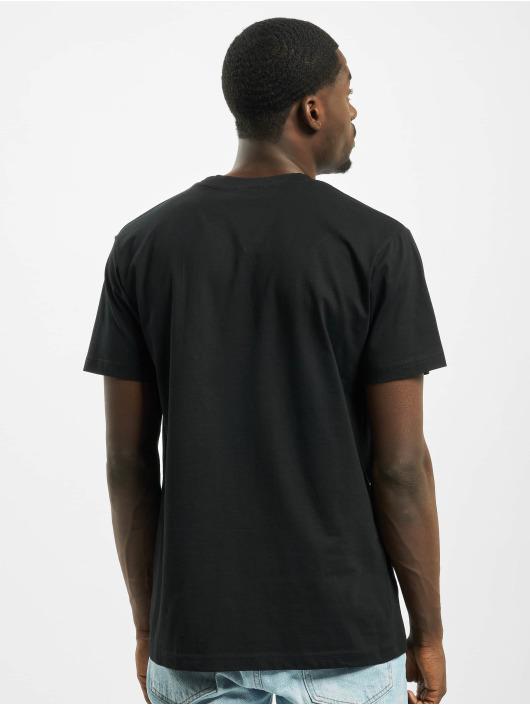 Mister Tee T-Shirt Sneakers schwarz