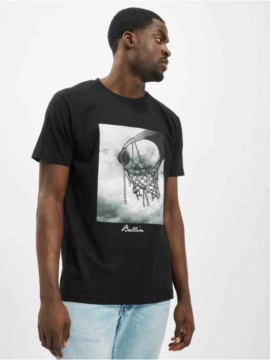 Mister Tee T-Shirt Ballin 2.0 schwarz