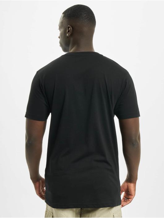 Mister Tee T-Shirt Bad Habit schwarz