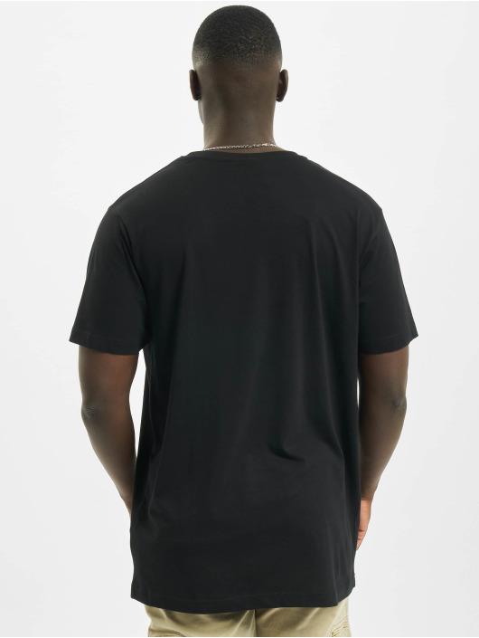 Mister Tee T-Shirt Tee Pray Motive schwarz