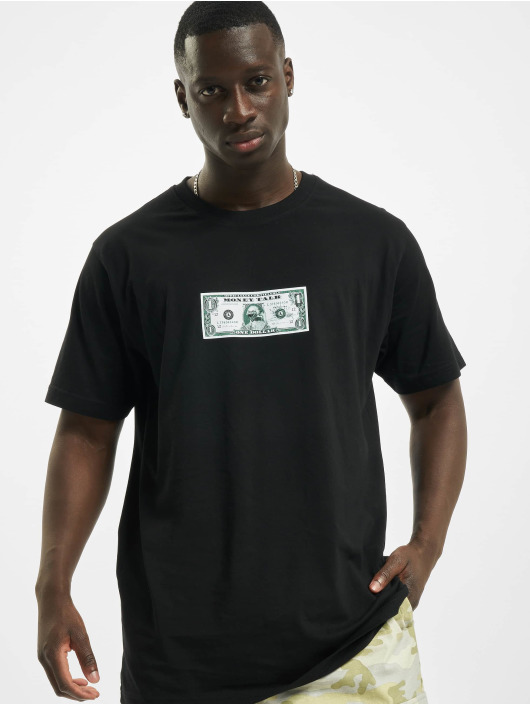 Mister Tee T-Shirt Money Guy schwarz