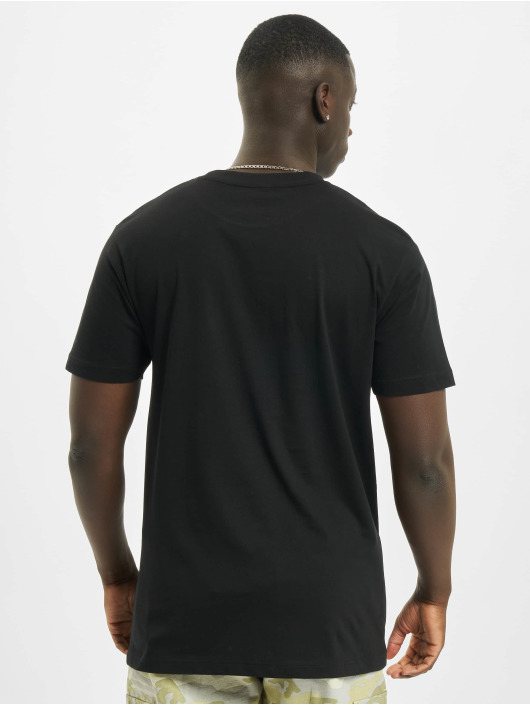 Mister Tee T-Shirt Raised By The Streets schwarz