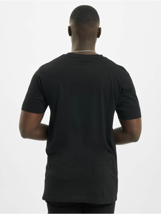 Mister Tee T-Shirt Long Beach schwarz
