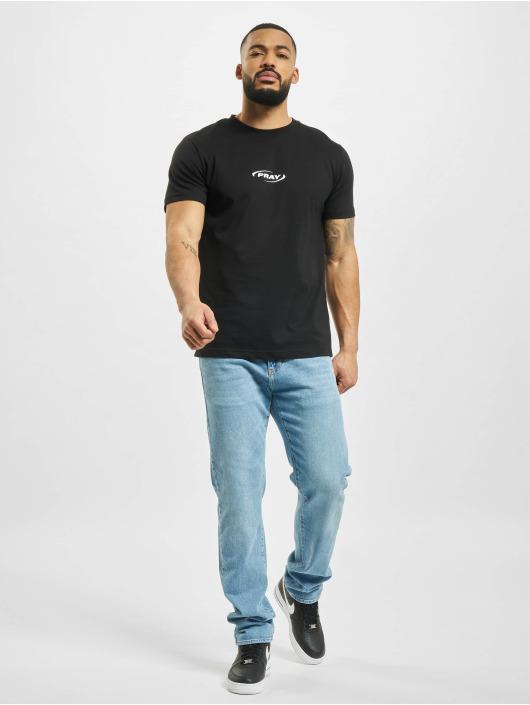 Mister Tee T-Shirt Pray Cans schwarz