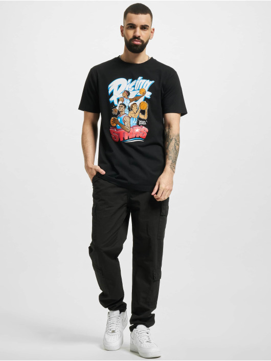 Mister Tee T-Shirt Rising Stars schwarz