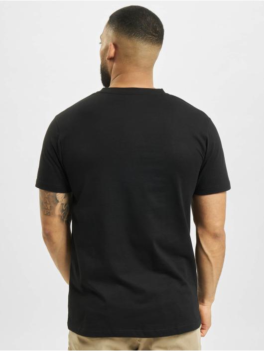 Mister Tee T-Shirt Small Basketball Player schwarz