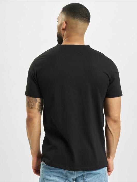Mister Tee T-Shirt New York Wording schwarz
