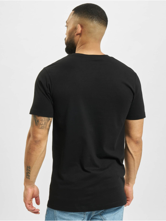 Mister Tee T-Shirt Yummy schwarz