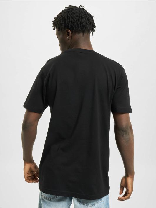 Mister Tee T-Shirt Alien Icon schwarz
