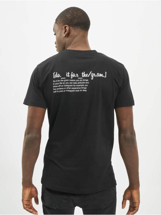 Mister Tee T-shirt Do It For The Gram Definition svart