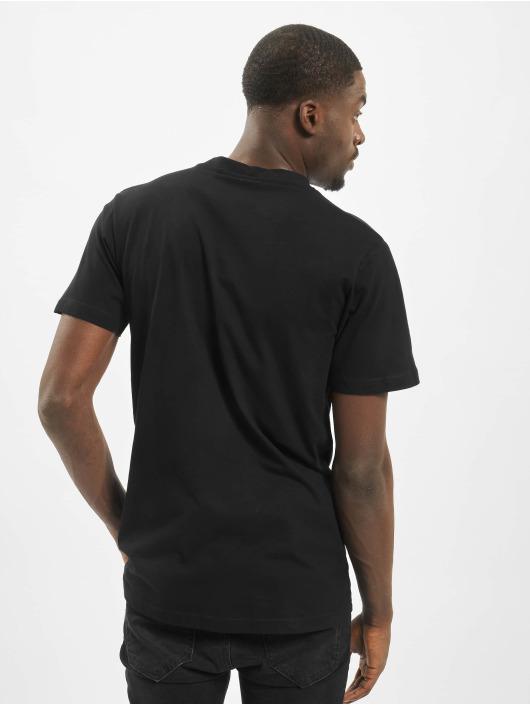 Mister Tee T-shirt La Familia Sublimation svart