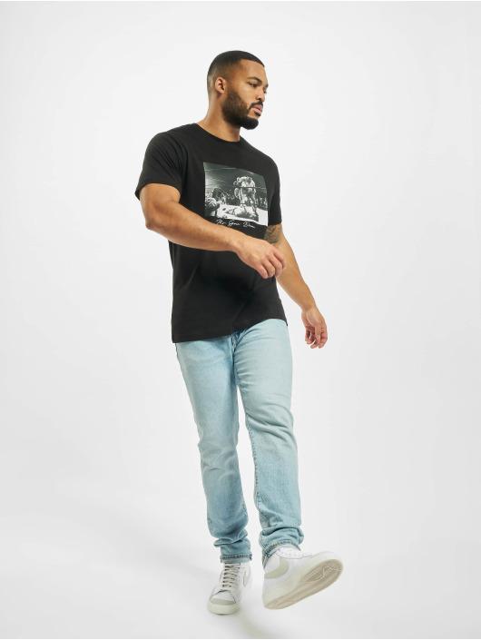 Mister Tee T-shirt Going Down svart