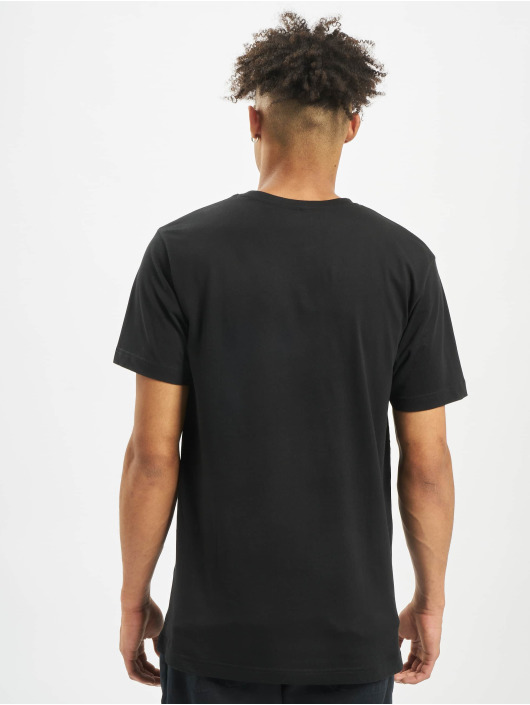 Mister Tee T-shirt Skrrt Howling svart