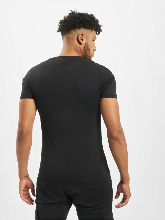 Mister Tee T-shirt Savage Mode svart