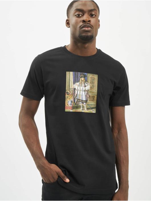 Mister Tee T-shirt Skrrt Skrrt svart
