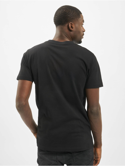 Mister Tee T-shirt Plata svart