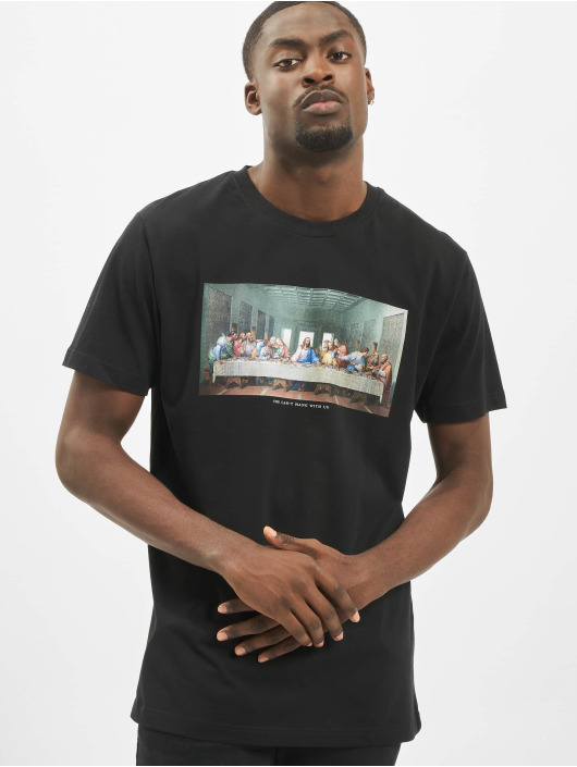 Mister Tee T-shirt Can´t Hang With Us svart