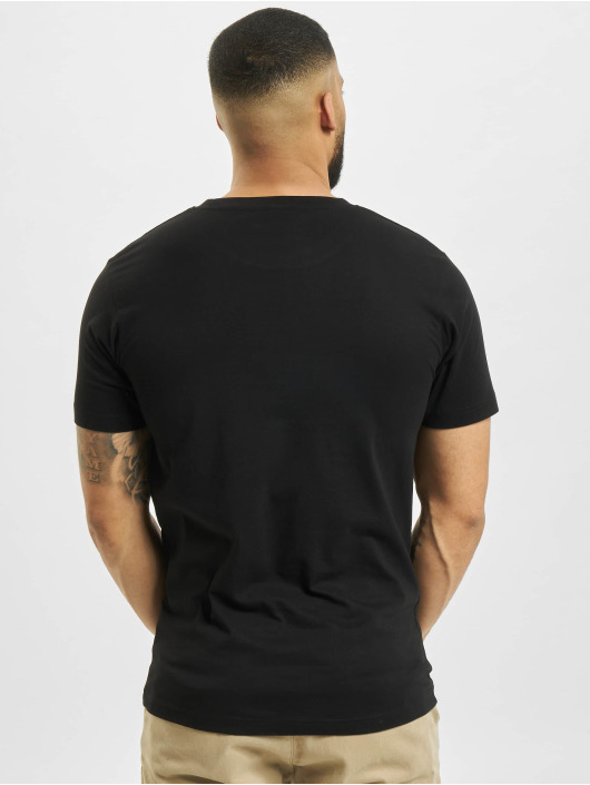 Mister Tee T-shirt Bruder Muss Los svart